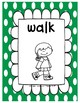 Actions Cards(Verbs)-Beginning of the Year