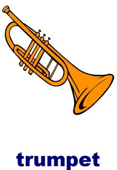 Actions Sports Musical Instruments Flashacards 59 Words