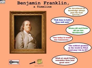 ActivInspire Flipchart Benjamin Franklin