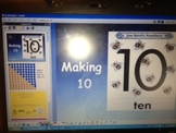 Addition Making 10 Number Sense Sums of 10 CCSS grade 1 - very interactive