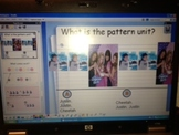 Math Patterns and Pattern Units - grades Pre-K - 1 CCSS