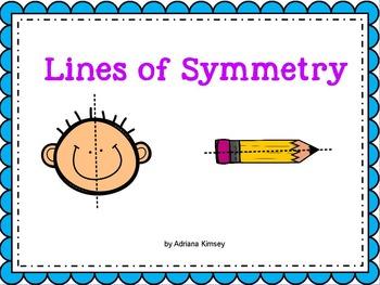 ActivInspire - Line Symmetry