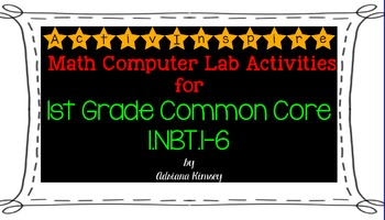 ActivInspire Math Common Core 1.NBT.1-6