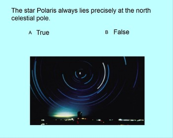 """ActivInspire Review Unit I Lesson I """"Foundations of Astronomy"""""""