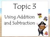 Activboard Smartboard Flipchart Using Addition & Subtraction