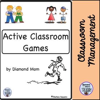 Active Classroom Games