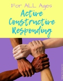 Active Constructive Responding (ACR) Role Playing Cards