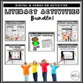Digital Kindergarten Literacy | Distance Learning
