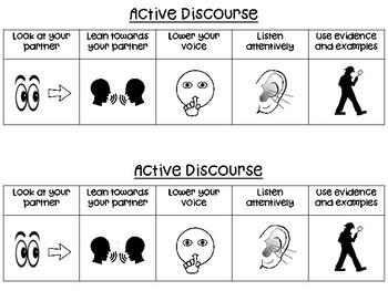 Active Discourse