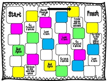 Active Game Boards