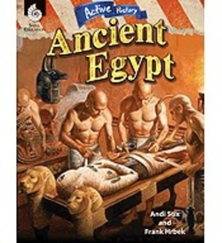 Active History: Ancient Egypt (Physical Book)