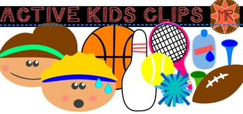 Active Kids Clips