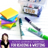 Active Learning Exercises for Reading & Writing (Distance