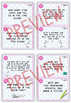 Active Lesson Starters Activity Task Cards