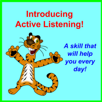 Active Listening Lesson