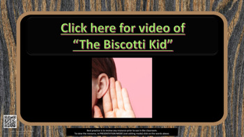 Active Listening Lesson w 2 Video links & 3 Activities