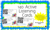 Active Listening Music Cards
