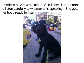 Active Listening-academic conversations