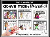 Kindergarten Math Activities Bundle