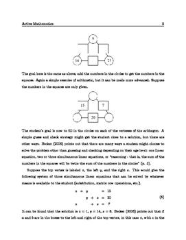 Active Mathematics