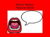 Active Passive Voice Teach and Reach Bundle