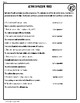 Active/Passive Voice Worksheets