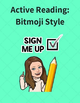 Active Reading: Bitmoji Style