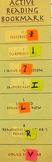 Active Reading Bookmark (Post Its)