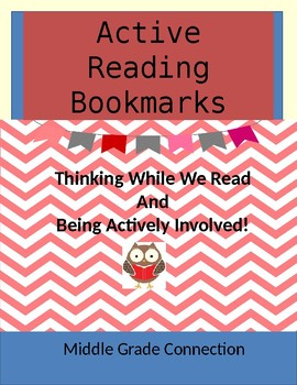 Active Reading Bookmarks
