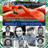 Active Reading Case Study: OJ & the Seven S's of Crime Scene Investigation
