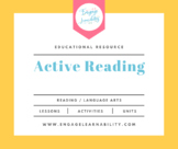 Active Reading Lesson Plan - Cooperative Learning - Readin