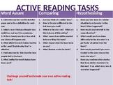 Active Reading Mat