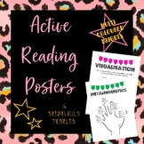 Active Reading Posters with colour