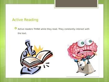 Active Reading Skills Powerpoint