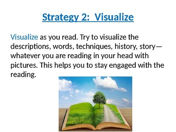 Active Reading Strategies Workshop (Read more actively)