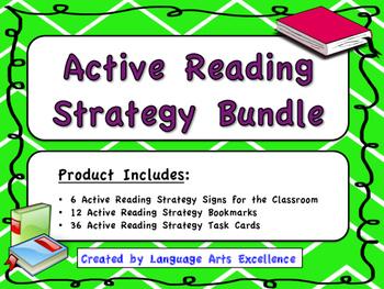 Active Reading Strategy Bundle