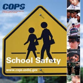 Student School Safety Guide Book