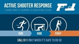 Active Shooter Safety Guide Book