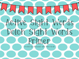 Active Sight Words Dolch List