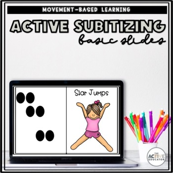 Active Subitizing Slides!
