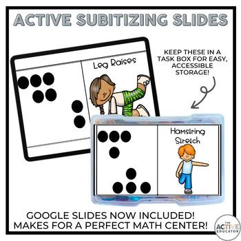 Active Subitizing Slides!