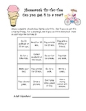 Active Tic-Tac-Toe Homework1