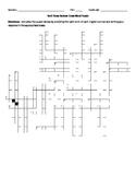 Active Voice Verb Tense Review Crossword Puzzle