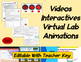Active and Passive Cell Transport Across Cell Membranes WebQuest Virtual Lesson