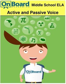 Active and Passive Voice-Interactive Lesson