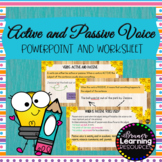 Active and Passive Voice (PPT and WS)
