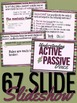 Active and Passive Voice: Teaching Pack