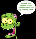 Active and Passive Voice with Zombies!