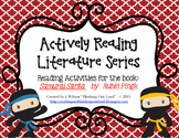 Actively Reading Series:  Samurai Santa