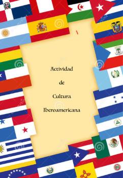 Actividad de Cultura Iberoamericana